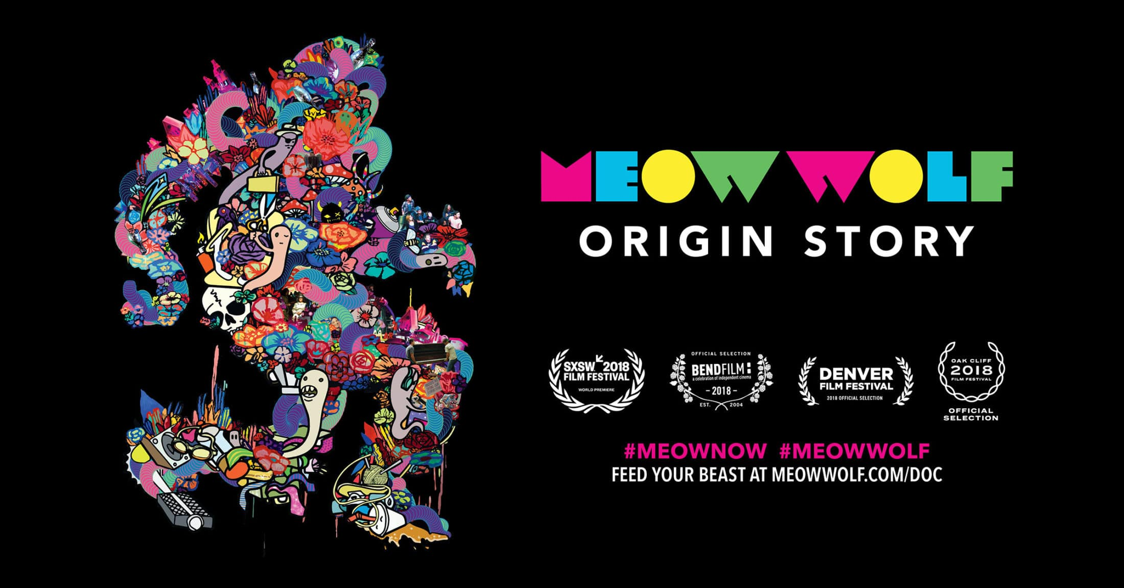 meow wolf documentary, film screening