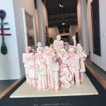 VIP Members of Pelham Art Center tour the William Louis-Dreyfus Foundation in Mt Kisco, NY