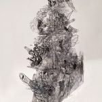 artwork in pelham art center exhibition in/flux