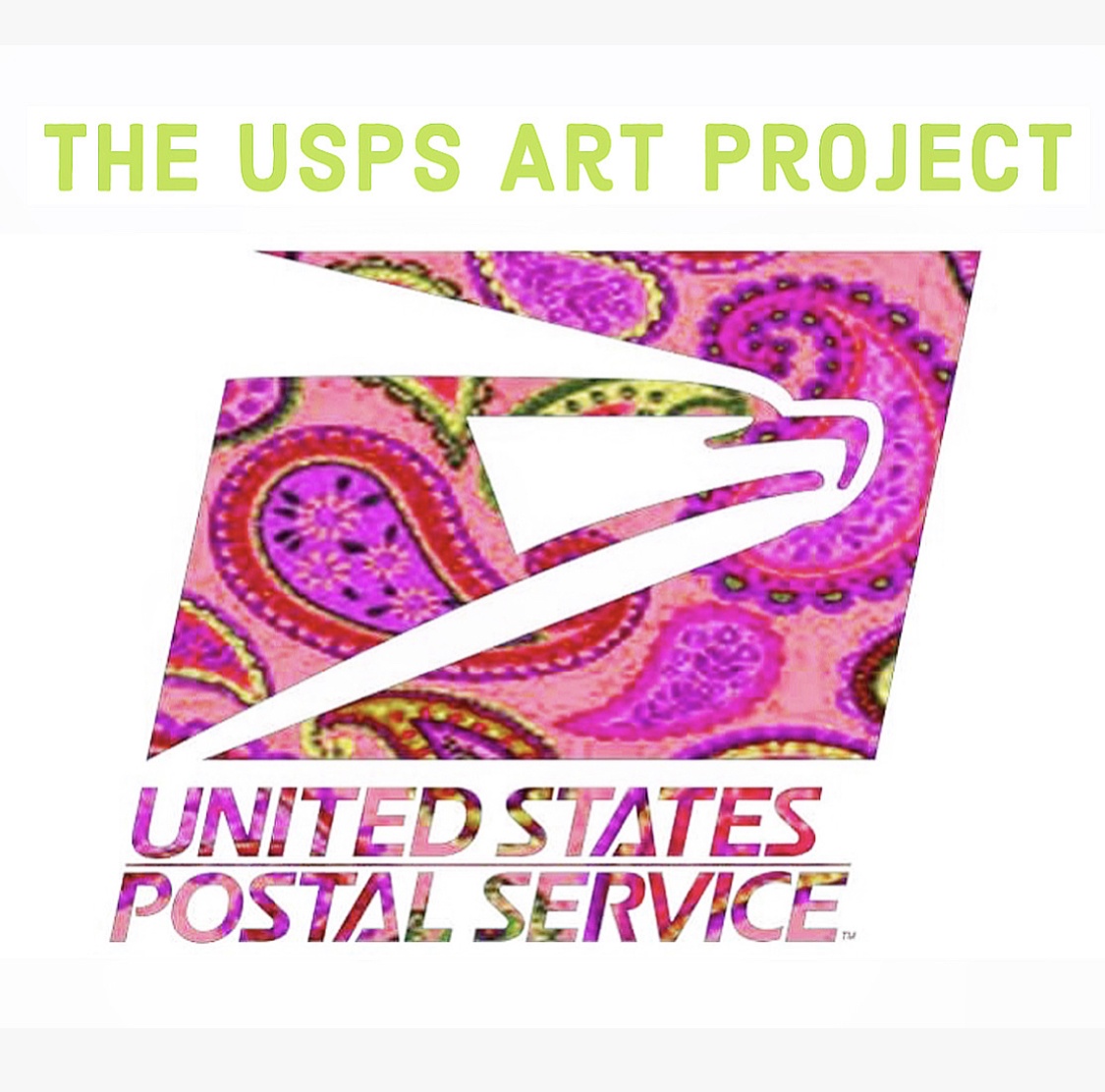 usps art project exhibition